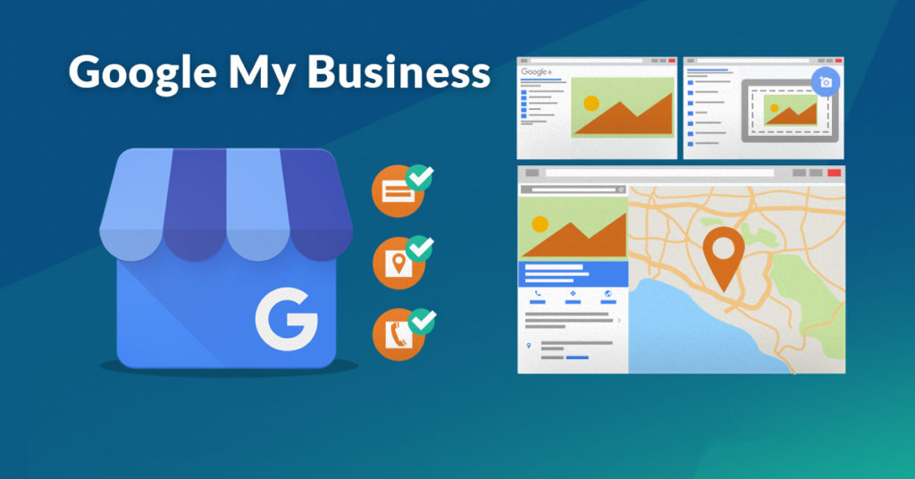 google my business optmization FB