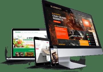 Web-development-design